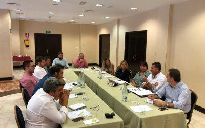 Reunión de Trabajo. Equipo Técnico-Comercial de SP Soluciones Agrícolas, S.L.